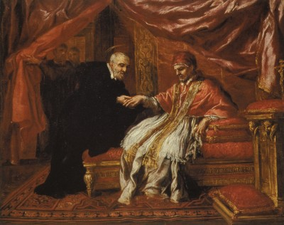 St Philip and the Pope