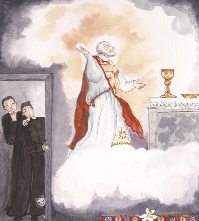 p 15 St P's Mass