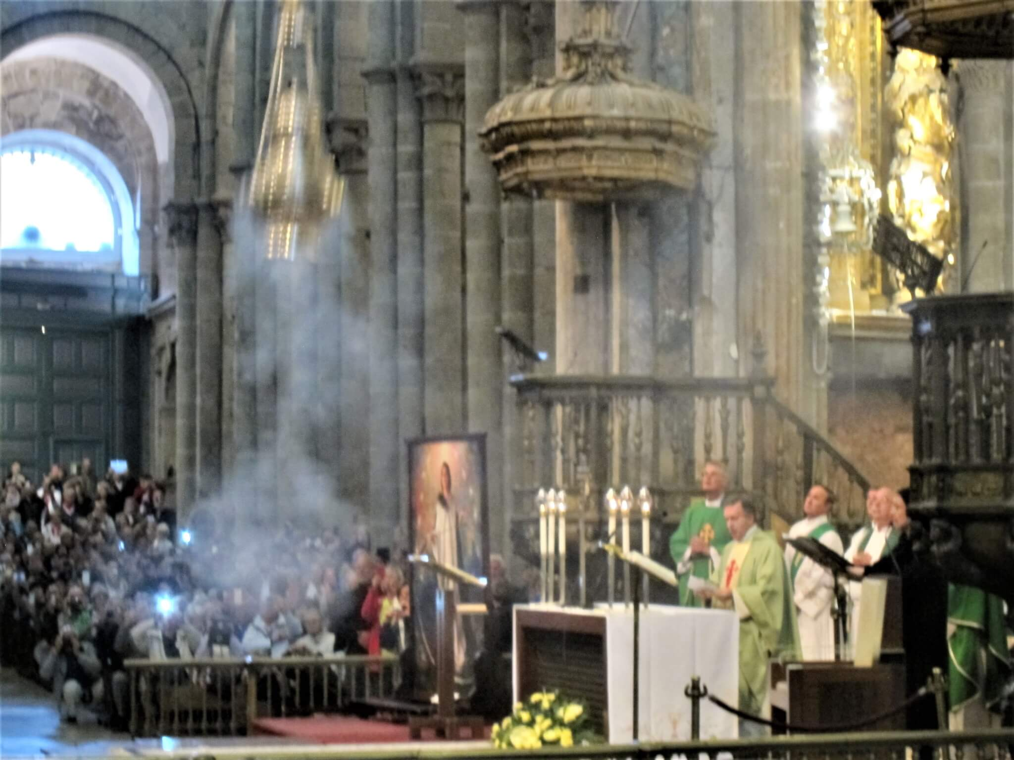 Fatima Pilgrimage - St Wilfrid's Catholic Church, York