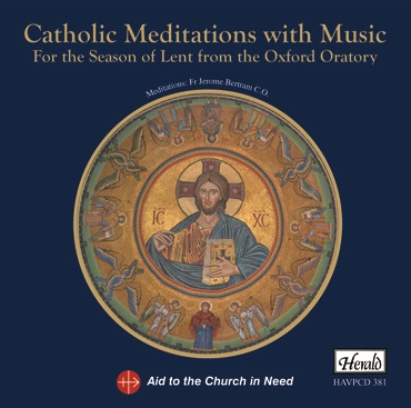 Catholic Meditations with Music For the Season of Lent