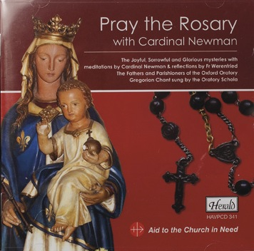 Pray the Rosary with Cardinal Newman